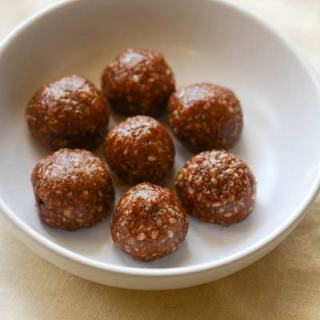 Coconut Sesame Ladoo Recipe – Easy-to-make Diwali Sweet Recipes