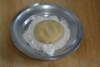 dal ki roti recipe, how to make dal roti
