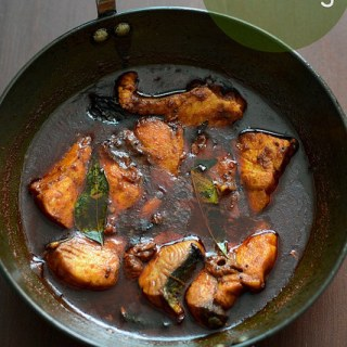 Kerala Red Fish Curry Recipe – Meen Curry Recipe Step by Step