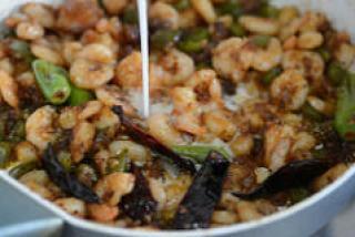 chilli prawns recipe, step by step-14