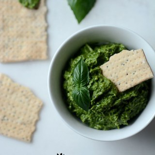 Walnut Basil Pesto Recipe, Pesto with Basil & Walnuts