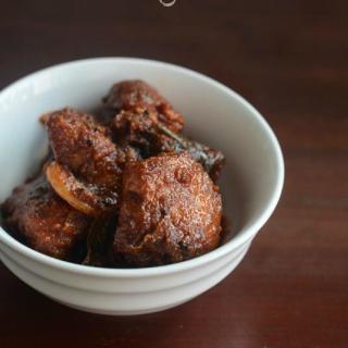 Kerala fish pickle recipe, Instant meen achar recipe
