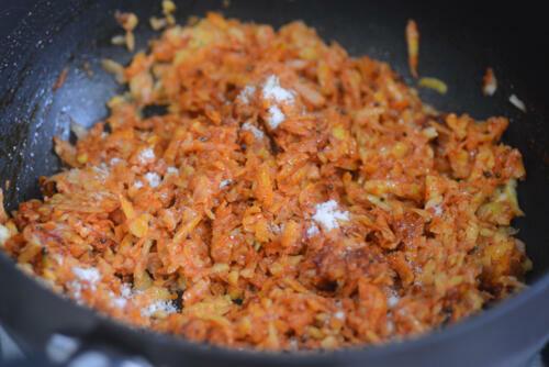 Mango thokku recipe, how to make mango thokku step by step