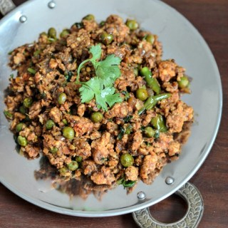 Chicken keema recipe, how to make chicken keema step by step