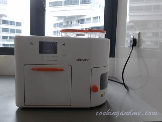 rotimatic review roti and puri
