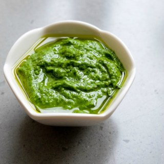 cashew basil pesto recipe