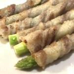 アスパラガスの肉巻きのレシピ