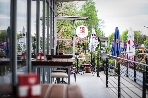 Terrasse & Gastgarten