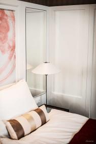 Bett & Zimmer im Hotel Harmonie