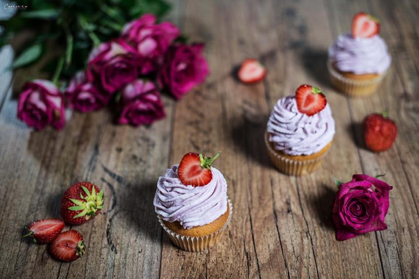 Cupcakes für den Sommer