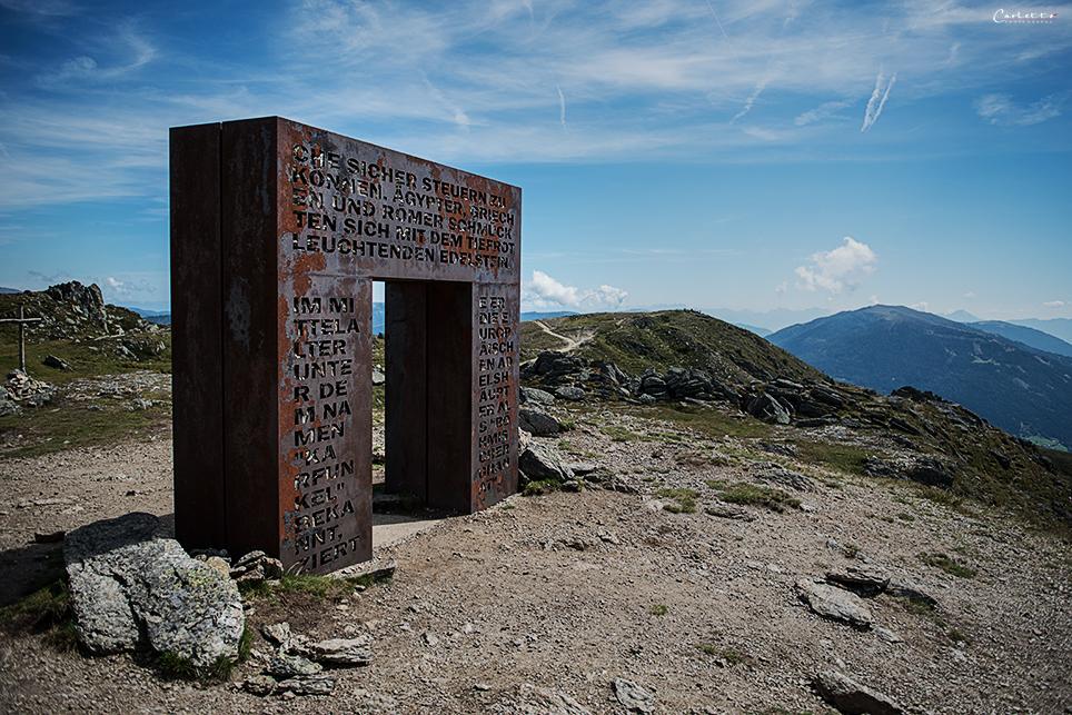 Granattor: höchster Punkt des Sentiero dell´Amore