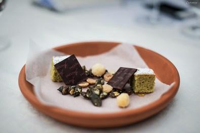 Hausgemachte Schokolade & Pralinen