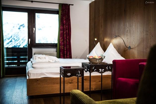 Zimmer im Hotel Goldener Berg