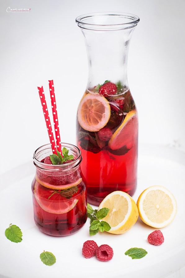honig himbeer limonade