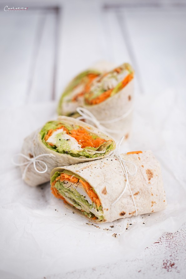 avocado wraps