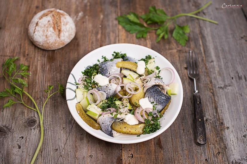 Herring Salad Carinthian Style