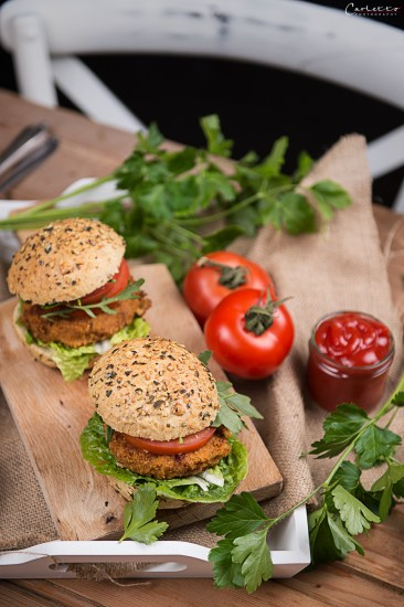 tunfisch burger