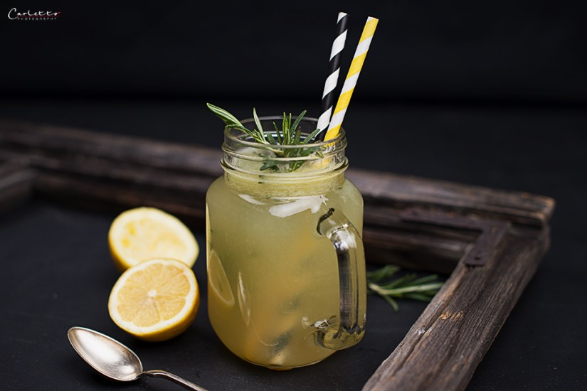 Bitter Wodka Limonade
