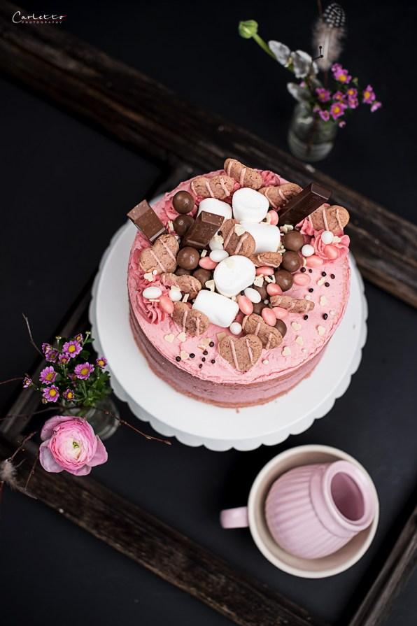 mädchentraum torte