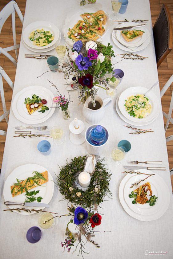 frühlingstisch
