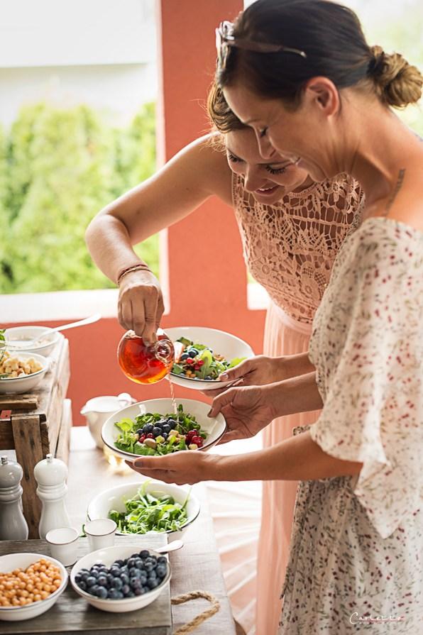Salatbar Bona Öl