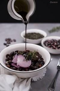 Käferbohnen Salat