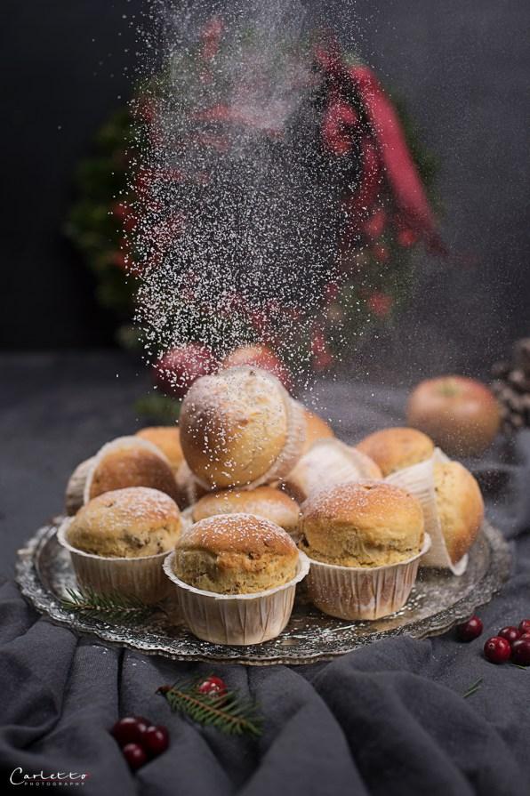 Fruechtebrot Muffins