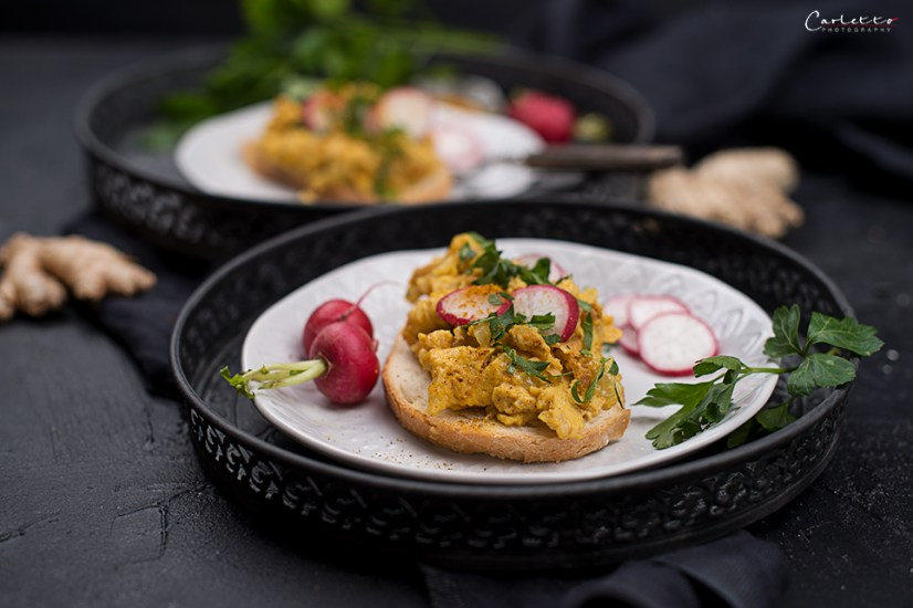Curry Eierspeise