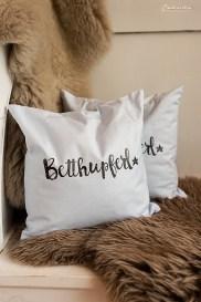 Zirbenkissen Betthupferl