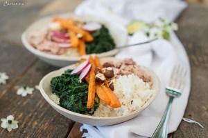 Schnelle Thunfisch Lunch Bowls