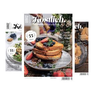 Köstlich Magazin Jahresabo