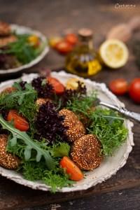 Quinoa Reisbällchen