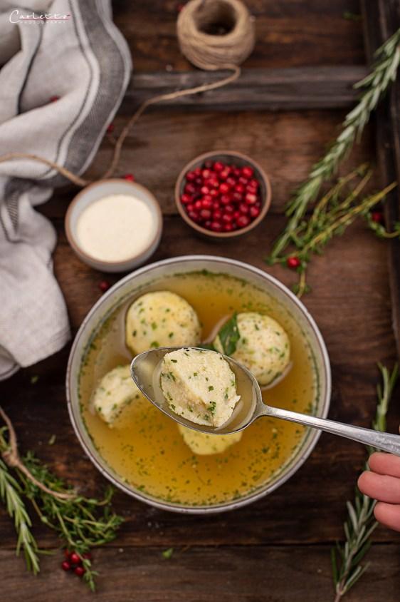 Grießknödel Suppe_6764