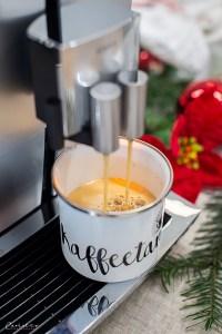 Lebkuchen Kaffee Biscotti und Lebkuchen Weihnachtskaffee