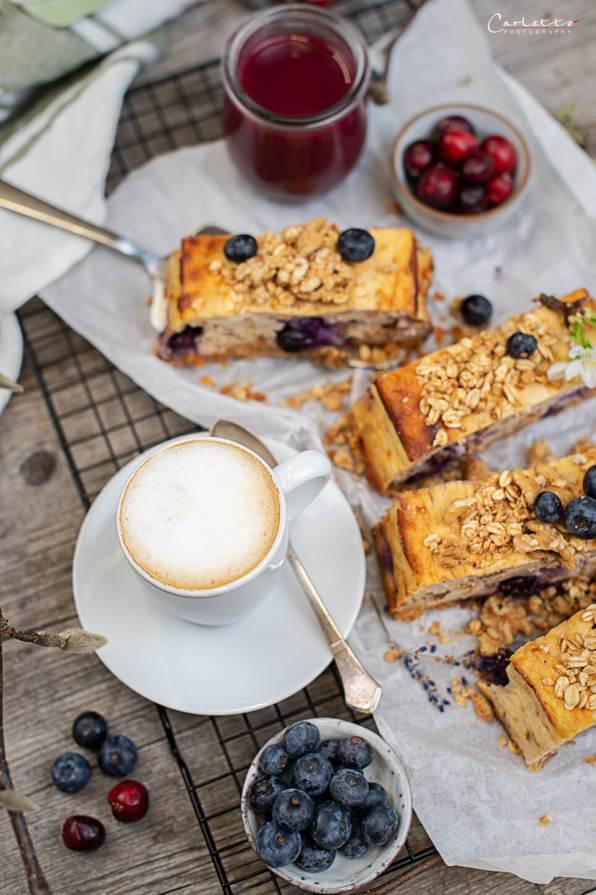 Kaffee Cheesecake