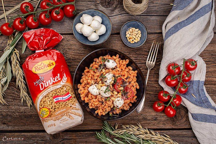 Nudeln mit Tomaten Ricotta Sauce_0655