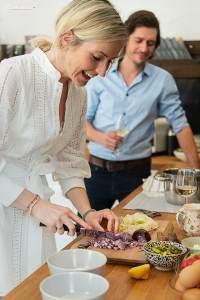 Cooking Catrin mit Freunden