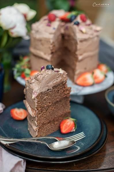 Haselnusscreme Torte_7208