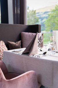 Speisebereich Hotel Held Fügen