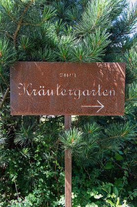 Kräutergarten Hotel Held Fügen