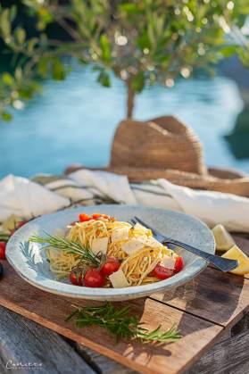 Spaghetti Aglio e Olio_8222