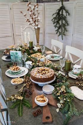 Kaffee Weihnachtsfrüchtekuchen_6101
