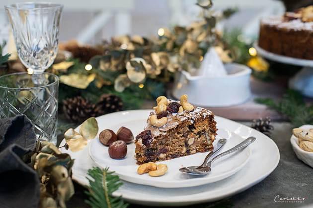 Kaffee Weihnachtsfrüchtekuchen_6400
