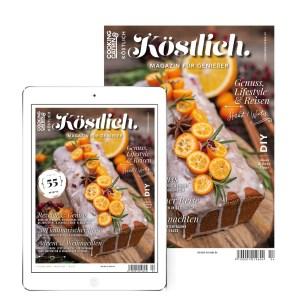 Köstlich Magazin cookingcatrin