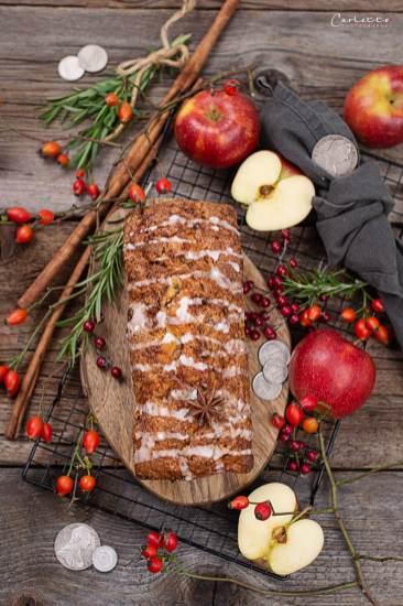 Apfel Zimt Brot_8306