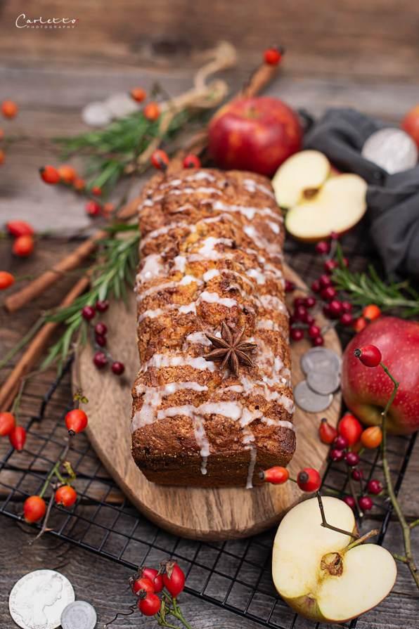 Apfel Zimt Brot_8314