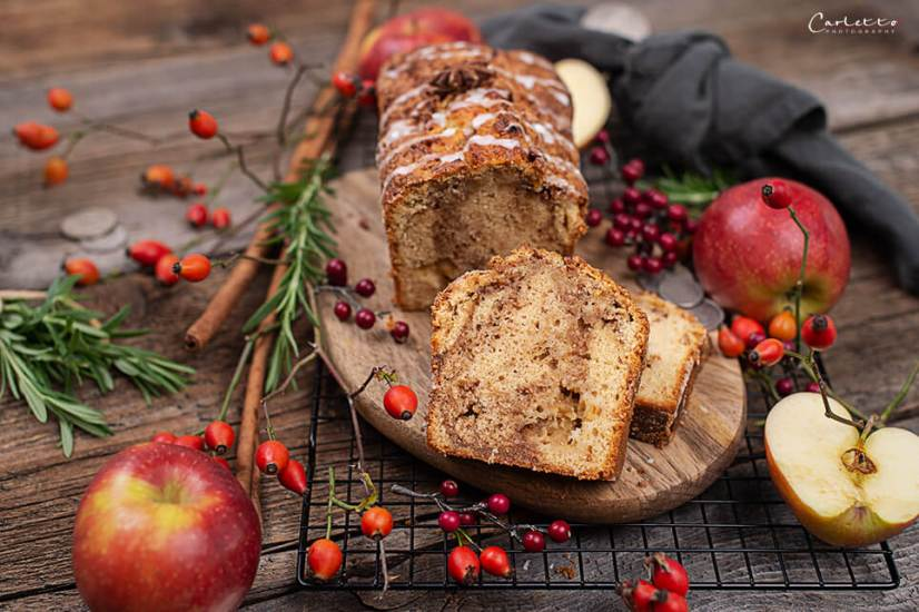 Apfel Zimt Brot_8369