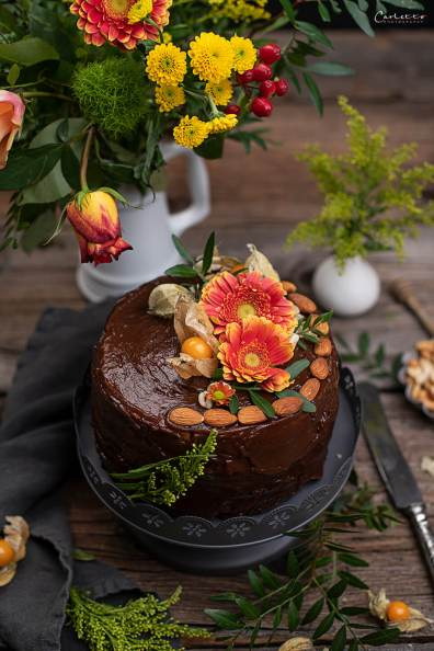 Schoko Torte Zuckerfrei_3091