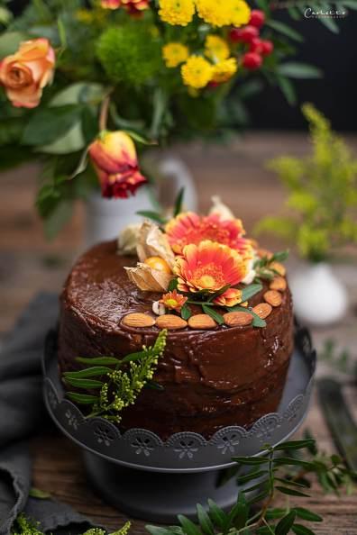 Schoko Torte Zuckerfrei_3103