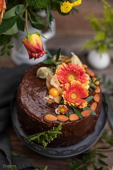 Schoko Torte Zuckerfrei_3113
